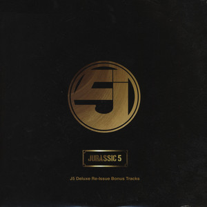 Jurassic 5 J5+Deluxe+Re-Issue+Bonus+Tracks LP