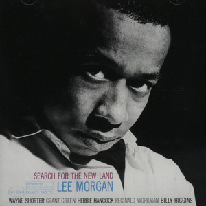 LEE MORGAN - Search for the new land - CD