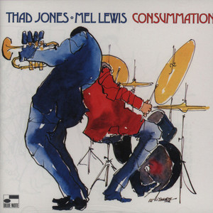 THAD JONES & MEL LEWIS - Consummation - CD