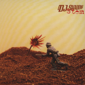 DJ SHADOW - Stem - 45T x 1