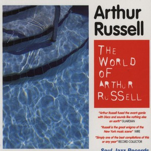 ARTHUR RUSSELL - The world of Arthur Russell - CD