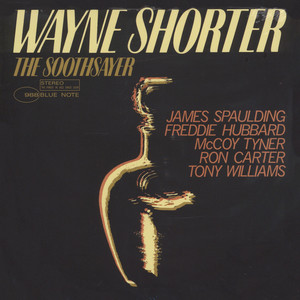 WAYNE SHORTER - The Soothsayer - LP