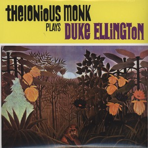 THELONIOUS MONK - Plays Duke Ellington - 33T