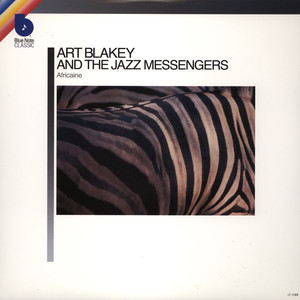 ART BLAKEY & THE JAZZ MESSENGERS - Africaine - 33T