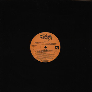 JOEY NEGRO & THE SUNBURST BAND - Our Lives Are Shaped EP - 12 inch x 1