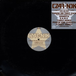 CZAR NOK - That one way sampler - Maxi x 2