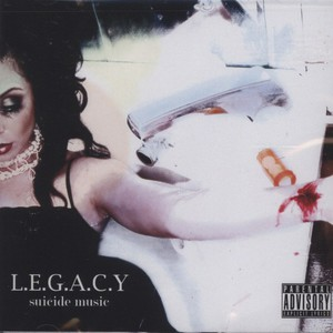 L.E.G.A.C.Y. Suicide+Music CD