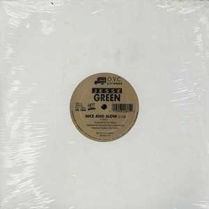JESSE GREEN - Nice and slow - 12 inch x 1