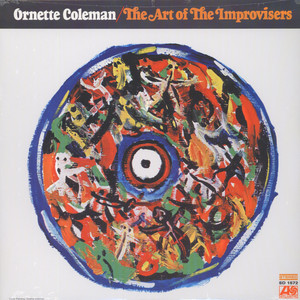 ORNETTE COLEMAN - The Art Of The Improvisers - LP