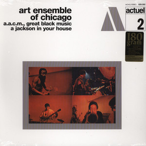 ART ENSEMBLE OF CHICAGO - A Jackson In Your House - 33T