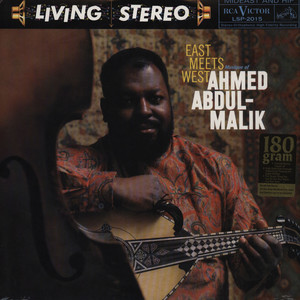 AHMED ABDUL-MALIK - East Meets West - LP