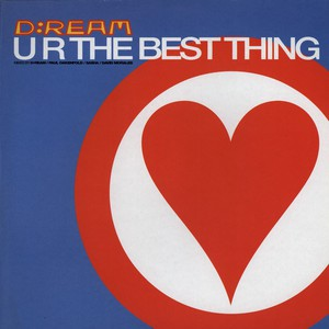 D:REAM - U R The Best Thing - Maxi x 1