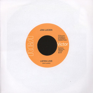 JON LUCIEN - Would You believe - 7inch x 1