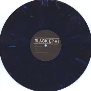BROTHERS' VIBE - Black EP Part 1 - 12 inch x 1