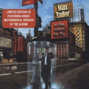 WAX TAILOR - In The Mood For Life - CD