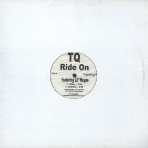 TQ - Ride on feat. Lil Wayne - Maxi x 1
