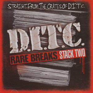 DITC - Rare Breaks: Stack Two - CD