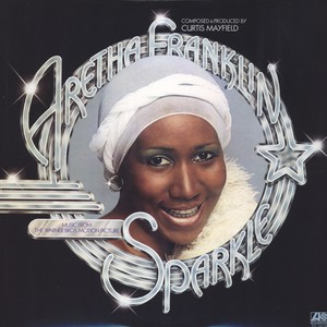 ARETHA FRANKLIN - Sparkle - 33T