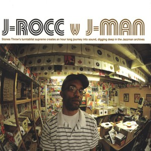 J.ROCC - J.Rocc Vs. J-Man - CD