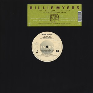 BILLIE MYERS - Am I Here Yet? - 12 inch x 1
