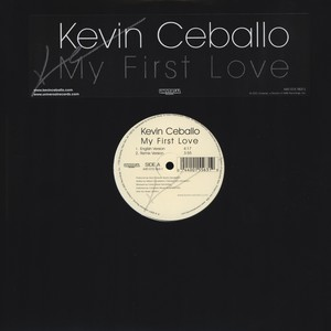 KEVIN CEBALLO - My first Love - 12 inch x 1