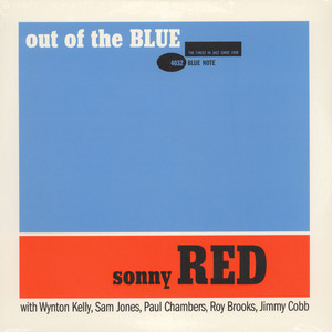 SONNY RED - Out Of The Blue - LP