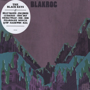 BLAKROC (THE BLACK KEYS) - Blakroc - CD