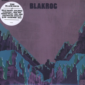 BLAKROC (THE BLACK KEYS) - Blakroc - 33T