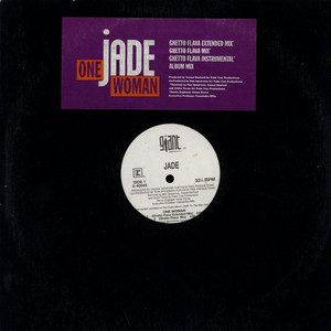 JADE - One woman - Maxi x 1