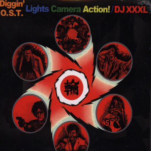 DJ XXXL - Lighs Camera Action! - CD
