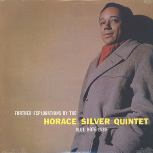 HORACE SILVER QUINTET, THE - Further Explorations - LP