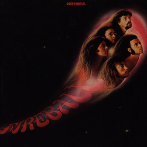 DEEP PURPLE - Fireball - 33T