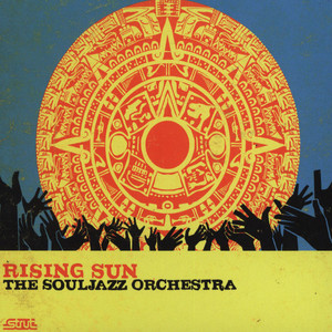 SOUL JAZZ ORCHESTRA, THE - Rising Sun - CD
