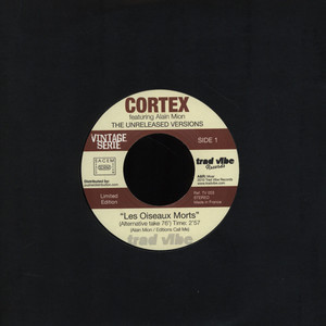CORTEX - The Unreleased Versions - 7inch x 1