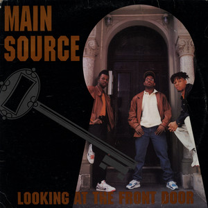 MAIN SOURCE - Looking At The Front Door - Maxi x 1