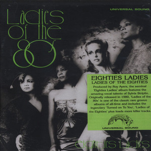 EIGHTIES LADIES - Ladies Of The Eighties - CD