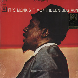 THELONIOUS MONK - It's Monk's Time - 33T