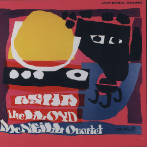 LLOYD MCNEILL QUARTET - Asha - CD