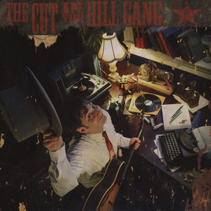 CUT IN THE HILL GANG, THE - Hats Off Boogie - 7inch x 1