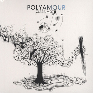 CLARA MOTO - Polyamour - CD