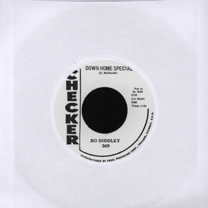 BO DIDDLEY - Down Home Special - 7inch x 1