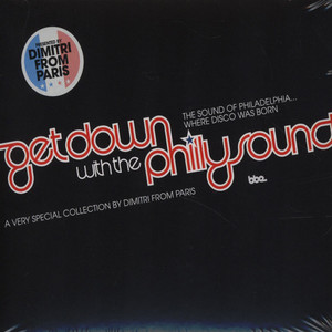DIMITRI FROM PARIS - Get Down With The Philly Sound - CD x 2