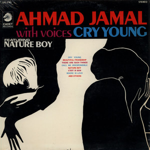 AHMAD JAMAL - Cry Young - LP