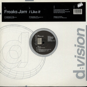 FREAKS JAM - I Like It - Maxi x 1