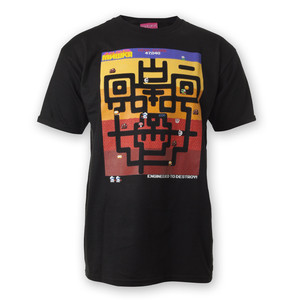 198905 Top 10 Screen Shot Retro Video Game Shirts