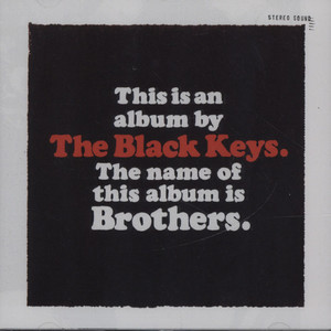 BLACK KEYS, THE - Brothers - CD