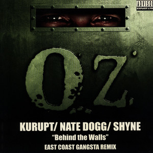 KURUPT - Behind The Walls - 12 inch x 1
