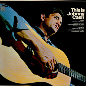 JOHNNY CASH - This Is Johnny Cash - 33T
