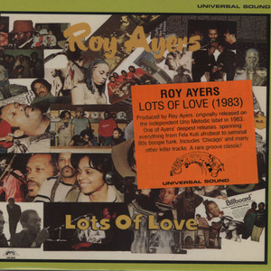 ROY AYERS - Lots Of Love - CD
