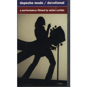 Depeche Mode Devotional VIDEONTSCPAL